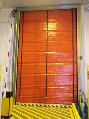Foto de Puertas rápidas frigoríficas