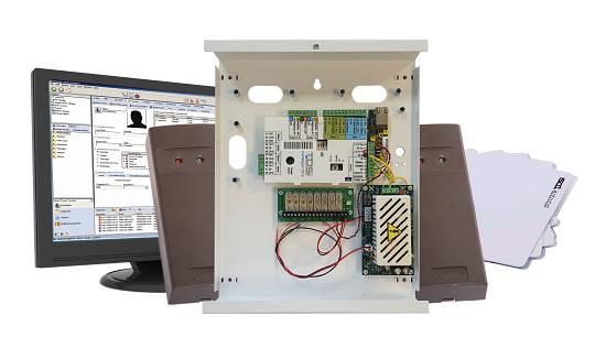 Foto de Equipos de control de acceso