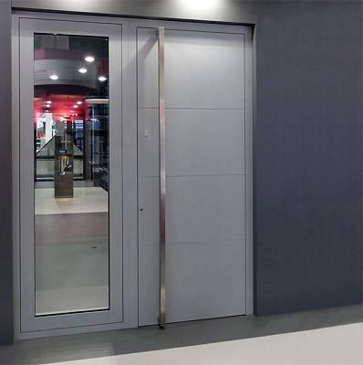 Foto de Paneles para puertas coplanares residenciales