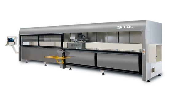 Foto de Centros de corte y mecanizado para aluminio