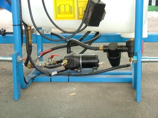 Foto de Máquina de herbicida