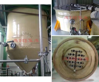 Foto de Reactores y tanques de proceso