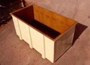 Foto de Depósitos y cubas de base rectangular