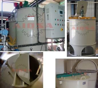 Foto de Reactores, decantadores y tanques de proceso
