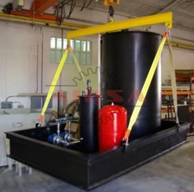 Foto de Instalaciones completas para la industria química