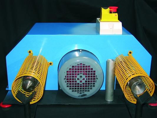 Foto de Máquina de avellanar tubos