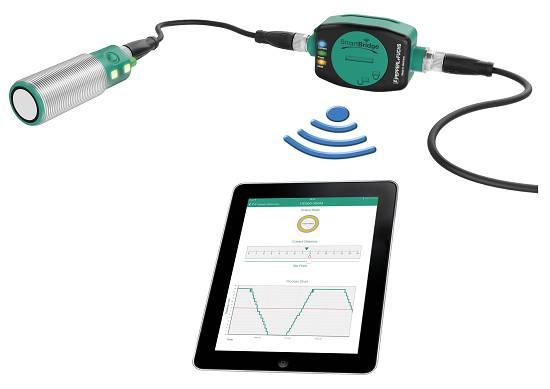 Foto de Sensores industriales en el Internet de las Cosas