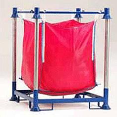 Foto de Porta big-bag de acero