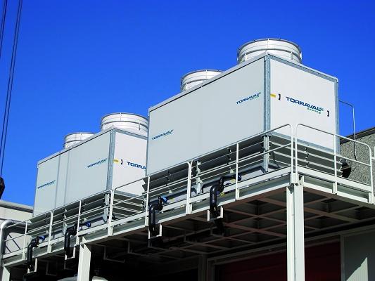 Foto de Torres de refrigeración de circuito abierto
