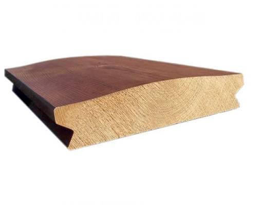 Foto de Tarimas de madera maciza termotratadas