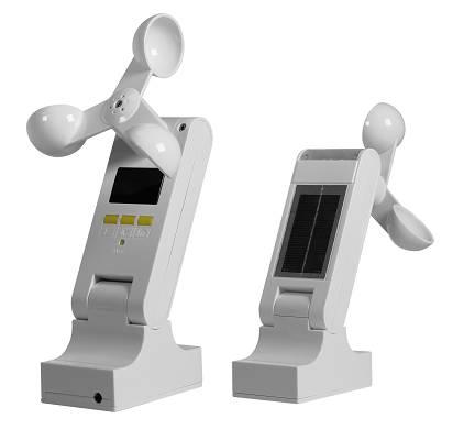 Foto de Sensores viento-sol inalámbricos