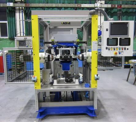 Foto de Máquinas especiales para rebordeado de tubos