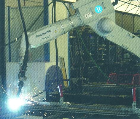 Foto de Soluciones robotizadas de soldadura