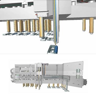Foto de Accionamiento mecánico de sistemas de obturación