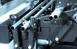 Foto de Líneas de corte para tubo