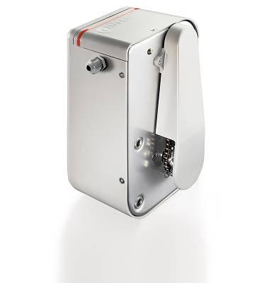 Foto de Accionadores electromecánicos para puertas basculantes