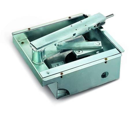 Foto de Accionadores electromecánico para puertas batientes