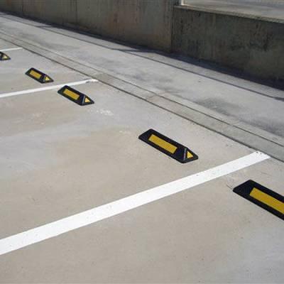 Foto de Topes de aparcamiento