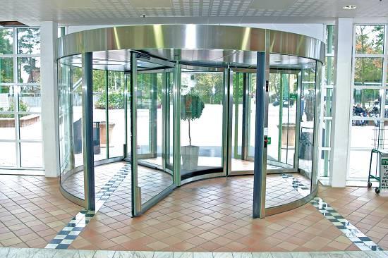 Foto de Puertas giratorias