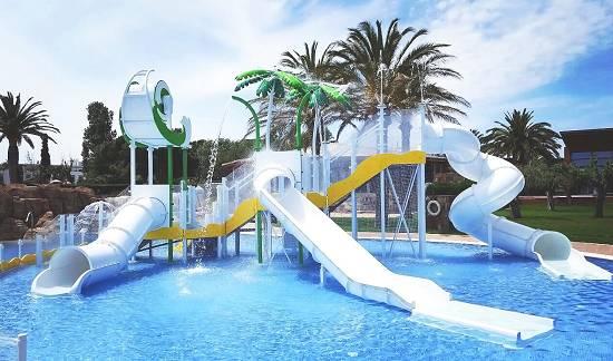 Foto de Zonas de juegos acuáticos personalizados