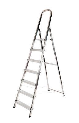 Foto de Escaleras de aluminio