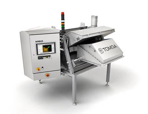 Foto de Máquinas de clasificación óptica alimentaria