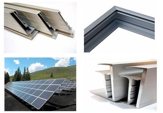 Foto de Piezas metálicas para energía solar