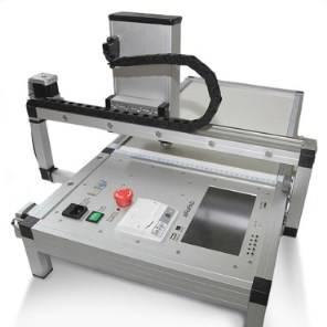 Foto de Sitema de medición NIR automático para escamas de plástico