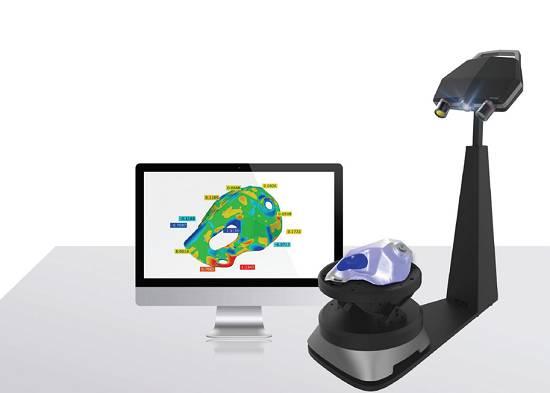 Foto de Escáner 3D profesional automatizable