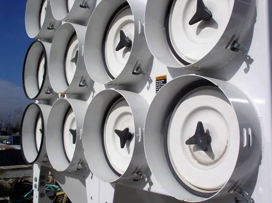 Foto de Colectores de polvo industriales (con cartucho)