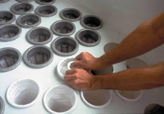 Foto de Fieltro de alta eficiencia para bolsas de recogida de polvo
