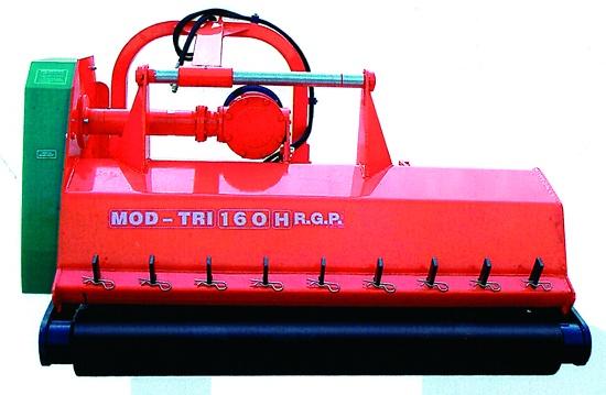 Foto de Trituradora con rotor de martillos