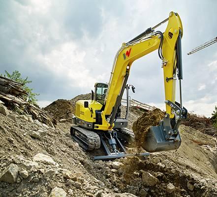 Foto de Excavadoras convencionales