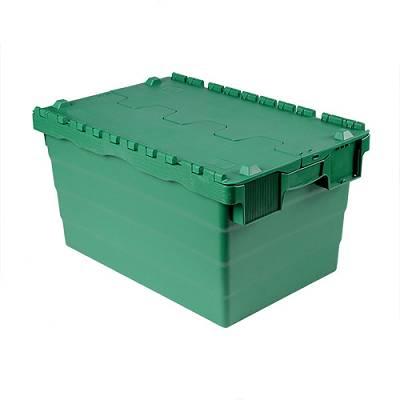 Foto de Cajas plásticas encajables