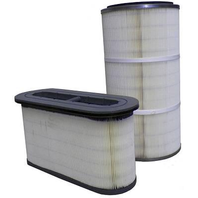 Foto de Filtros de cartucho de alta eficiencia