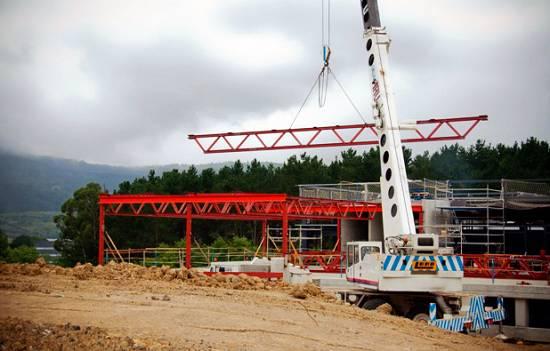 Foto de Sistema constructivo industrializado