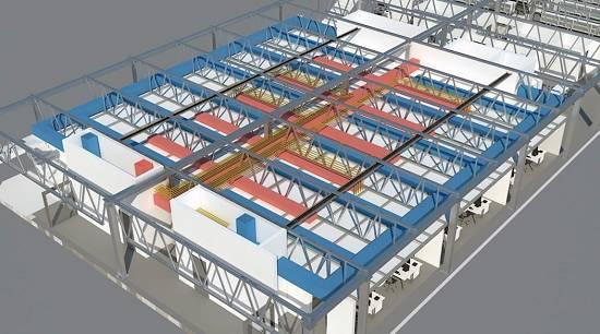 Foto de Instalaciones asociadas al diseño de laboratorios