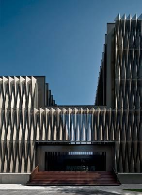 Foto de Soluciones arquitectónicas de los edificios para laboratorios