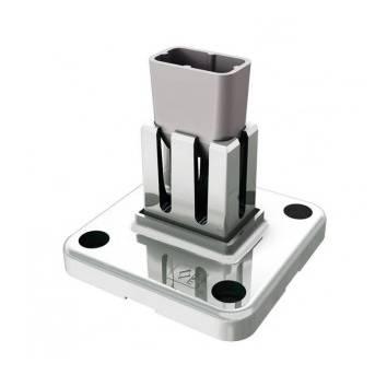 Foto de Base de aluminio para postes