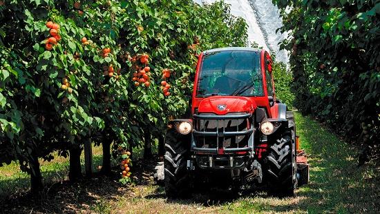 Foto de Tractor frutero