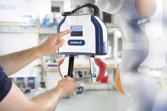 Foto de Pinzas para máquinas-herramienta
