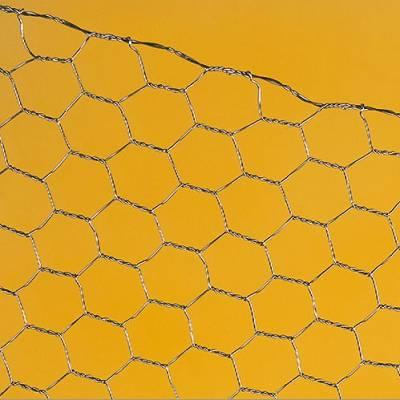 Foto de Malla hexagonal de triple torsión