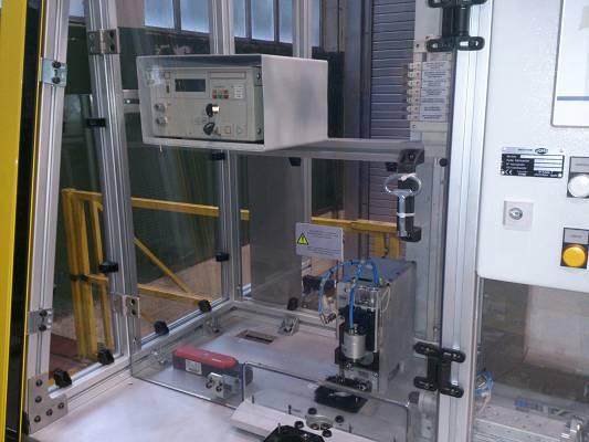 Foto de Máquinas de control de estanqueidad