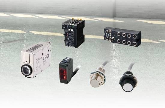 Foto de Sensores compatibles con IO-Link