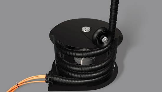 Foto de Sistema compacto de cadena portacables 3D