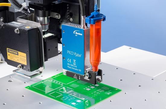 Foto de Tecnología para sistemas de dispensadores de fluidos