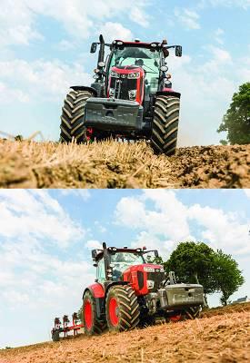 Foto de Tractor de gran potencia