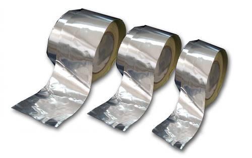 Foto de Cintas de aluminio adhesivas