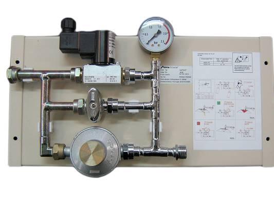 Foto de Sistemas de control sectorizado