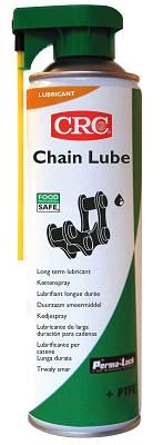 Foto de Lubricante de cadenas en espuma alto rendimiento con PTFE